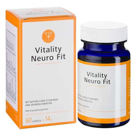 Vitality Neuro Fit za živce, 60 kapsul