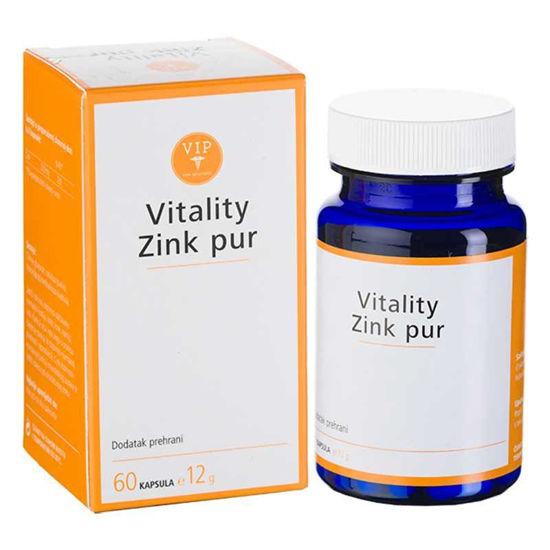 Vitality Zink Pur, 60 kapsul