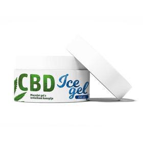 Slika MyNuti CBD Ice gel za hlajenje, 250 ml