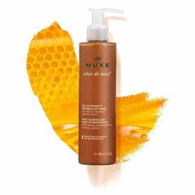 Slika Nuxe Reve de Miel gel za čiščenje obraza in odstranjevanje ličil, 200 mL