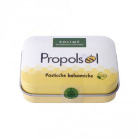 Slika Solime Propolsol zeliščni bonboni, 45 g