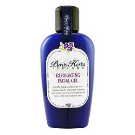 Slika Purity Herbs Exfoliating naravni piling gel, 30 mL