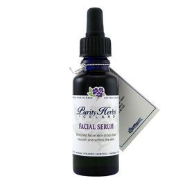 Slika Purity Herbs serum za obraz, 30 mL