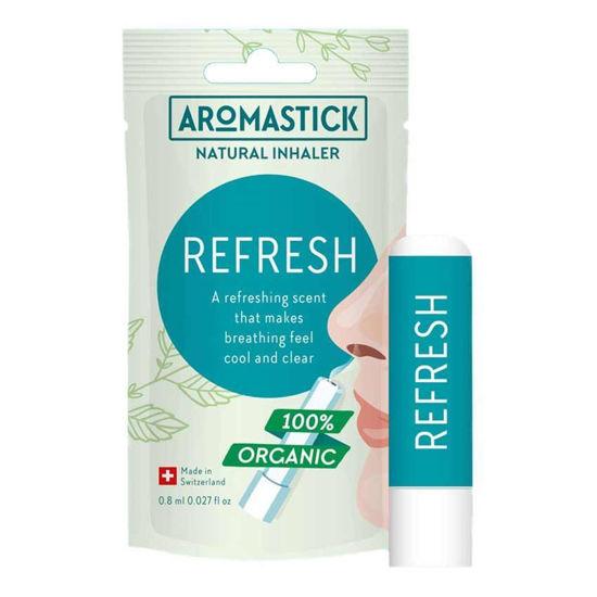 AromaStick REFRESH inhalator za svežino, 0.8 mL