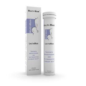 Slika Multi-Mam LactaMax, 20 šumečih  tablet
