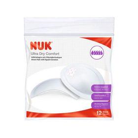 Slika Nuk Dry Comfort prsne blazinice, 12 blazinic