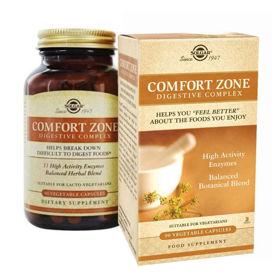 Slika Solgar Comfort Zone Digestive Complex, 90 kapsul