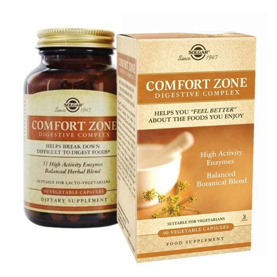 Solgar Comfort Zone Digestive Complex, 90 kapsul