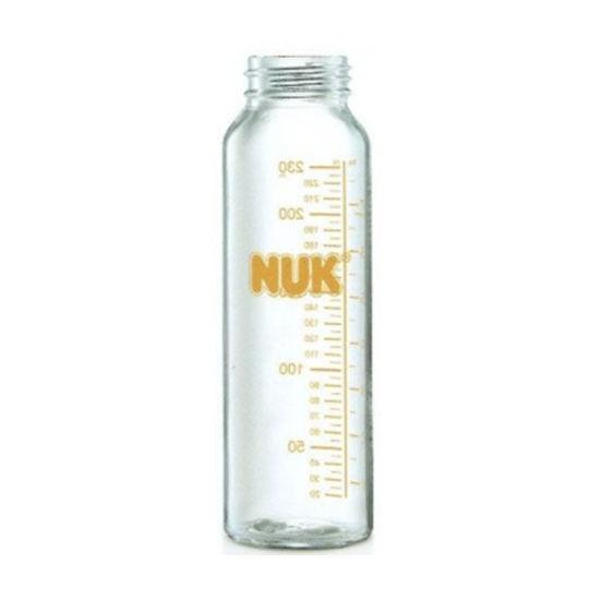Nuk Medical steklena steklenička, 125 ali 230 mL