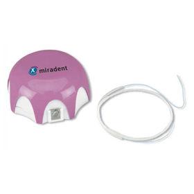 Slika Miradent Mirafloss Implant CHX zobna nitka s klorheksidinom