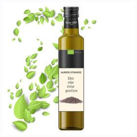Slika Gorčično olje - črna gorčica, 250 mL