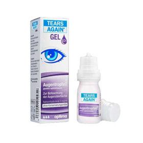 Slika Tears Again 0,3 % gel kapljice za oči, 10 mL