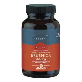 Slika TerraNova brusnica 300 mg, 50 kapsul
