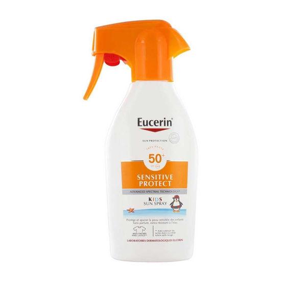 Eucerin Sun Sensitive Protect pršilo za otroke z ZF 50+, 300 mL