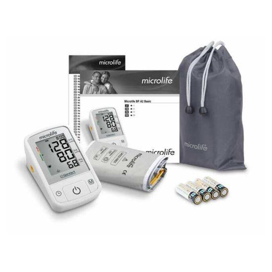 Microlife BP A2 Basic nadlaktni merilnik krvnega tlaka, 1 set