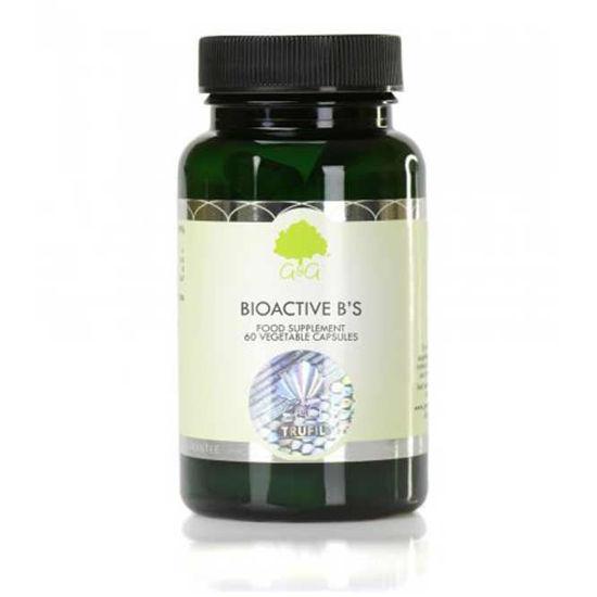 G&G Vitamins bioaktivni vitamini B kompleksa, 60 kapsul