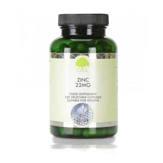 G&G Vitamins Cink pikolinat 22 mg, 120 kapsul