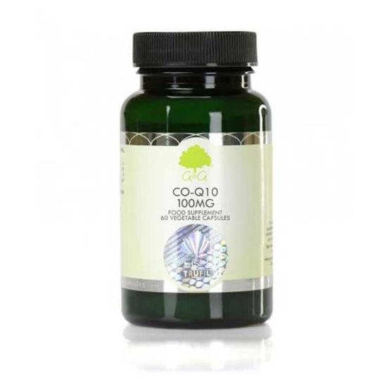 G&G Vitamins Koencim Q10 100 mg, 60 kapsul