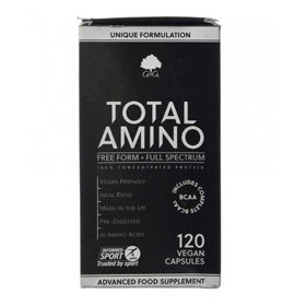 Slika G&G Vitamins Total Amino aminokislinski kompleks, 120 kapsul