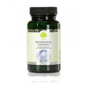 Slika G&G Vitamins Resveratrol kompleks, 60 kapsul