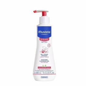 Slika Mustela pomirjajoči gel za čiščenje kože, 300 mL