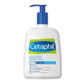 Slika Cetaphil čistilni losjon za obraza in telo za suho kožo, 460 mL