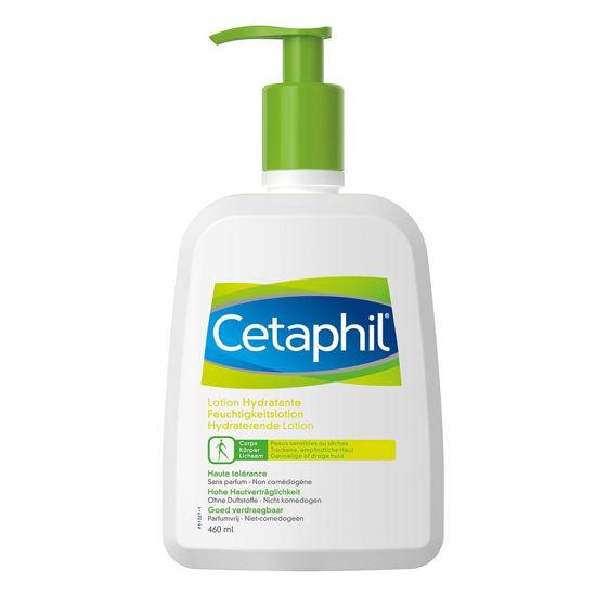 Cetaphil hidratantni losjon za telo za suho in občutljivo kožo, 460 mL