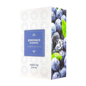 Slika Galex borovnice čaj, 60 g