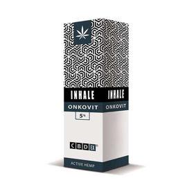 Slika CBDex Inhale Onkovit inhalacijska tekočina 500 mg CBD, 10 mL