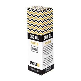 Slika CBDex CBD OIL FORTE 10 % tinktura, 10 mL