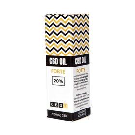Slika CBDex CBD OIL FORTE 20 % tinktura, 10 mL