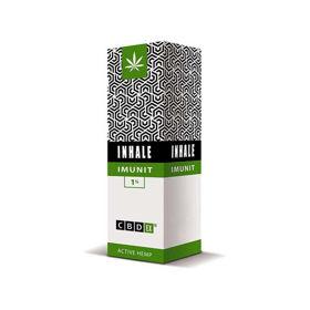 Slika CBDex Inhale Imunit inhalacijska tekočina 100 mg CBD, 10 mL
