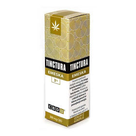 Slika CBDex Emeska tinktura 300 mg CBD, 10 mL