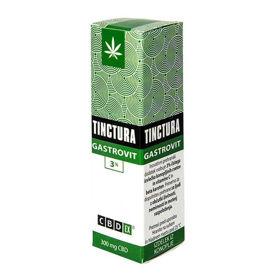 Slika CBDex Gastrovit tinktura 300 mg CBD, 10 mL