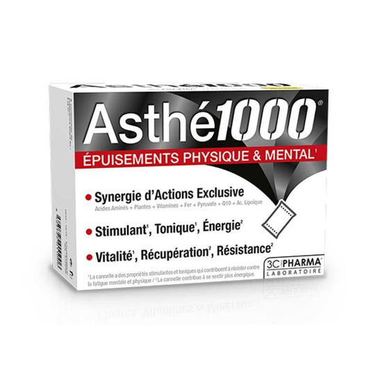 Asthe1000, 10 vrečk