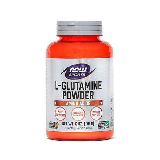 Now L-glutamin - prah ali kapsule