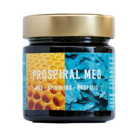 Slika Prospiral med/smola, 250 g