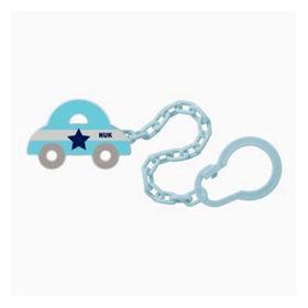 Slika Nuk verižica za dudo - avto, 1 verižica