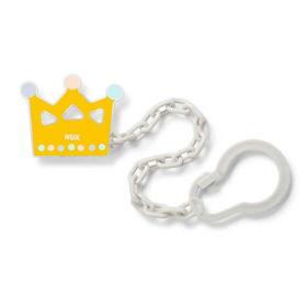 Slika Nuk verižica za dudo - krona, 1 verižica