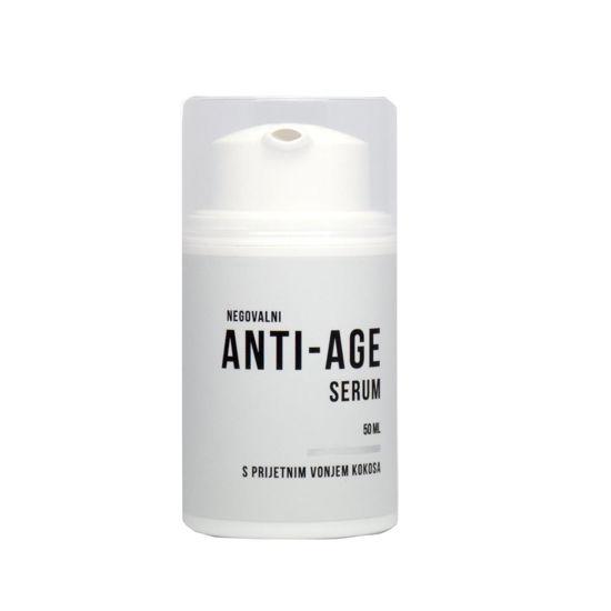 Karbonoir Anti-age serum za obraz, 50 mL