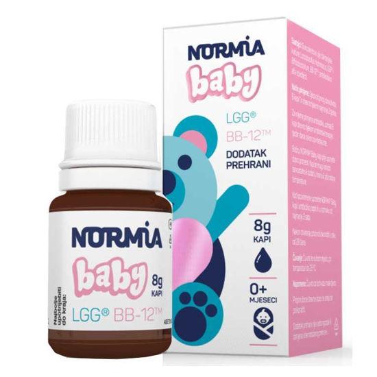 Normia Baby otroške kapljice, 8 mL