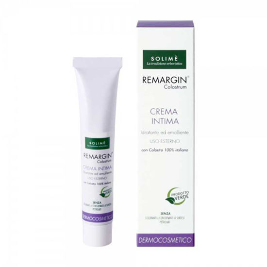Solime Remargin Colostrum intimna krema, 30 mL