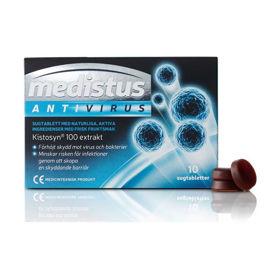 Slika Medistus Antivirus pastile, 10 pastil
