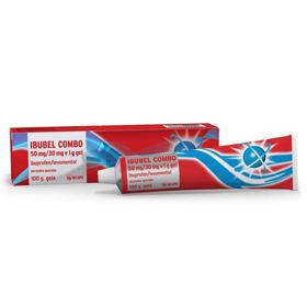 Slika Ibubel Combo 50mg/30mg/1g gel, 100 g
