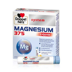 Slika DoppelHerz System Magnezij 375 Liquid, 10 ampul