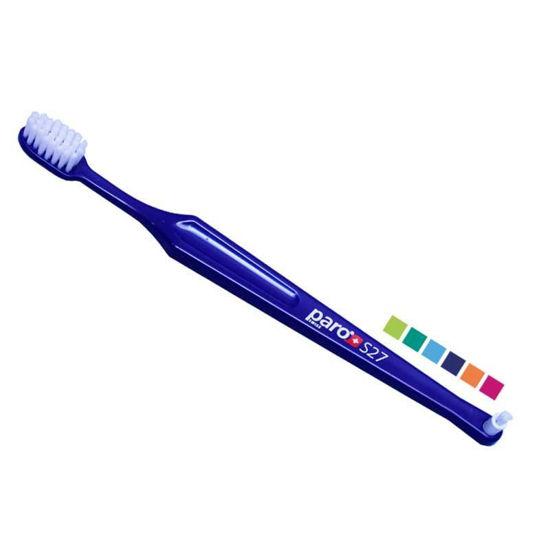 PARO S27 otroška zobna ščetka - nad 6 let, 1 ščetka