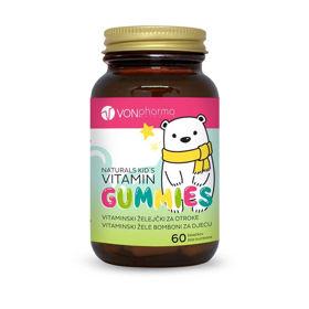 Slika Vonpharma Vitamin Gummies, 60 želejčkov