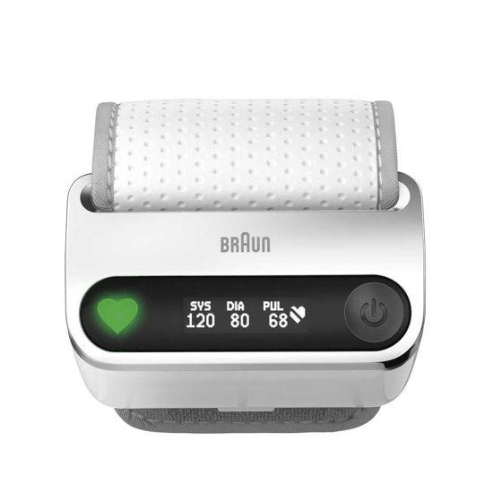 Braun BPW4500 iCheck 7 zapestni merilec krvnega tlaka