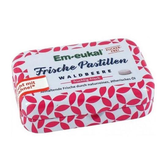 Em-Eukal gozdni sadeži osvežilne pastile - brez sladkorja, 20 g