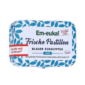 Slika Em-Eukal modri evkaliptus osvežilne pastile - brez sladkorja, 20 g